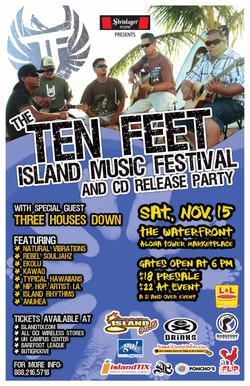 Ten Feet Festival
