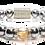 Thumbnail: Kala Bracelet 10mm Hematite