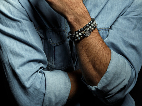 Cultural Shifts in Men's Jewelry