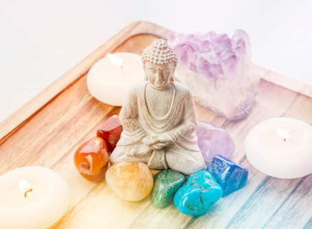 Stones for Manifesting Calm and Managing Stress
