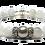 Thumbnail: Pearl Kai Signature 10mm Moonstone Bracelet