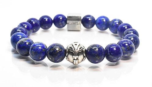 New Moon Rising GT Bracelet 10mm Blue Lapis Lazuli
