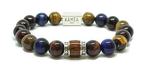 Kala Koa CC 10mm Tiger Eyes Blend