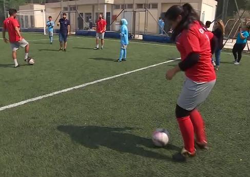 UNICEF REFUGEE CAMP - TF1