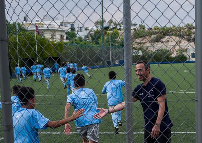 UNICEF REFUGEE CAMP - AUGUST 2018