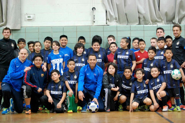 INWOOD SOCCER CAMP - 2014 - 2017
