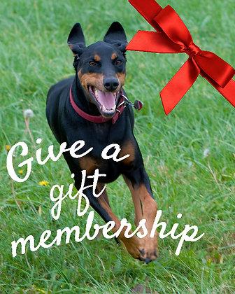 Give a DPRPA Gift Membership