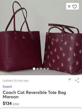 05 Coach Reversible