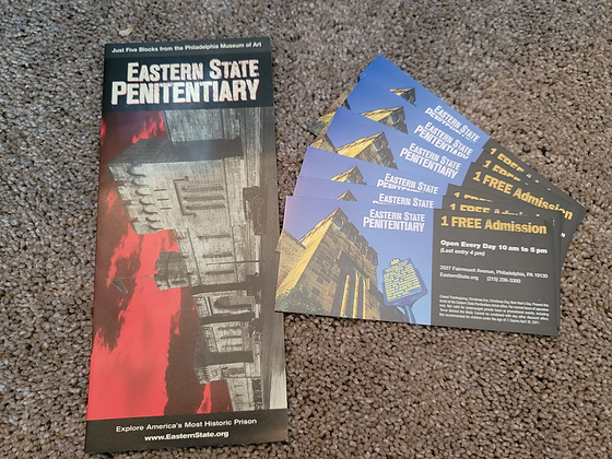 Visit Eastern State Penitentiary Historic Site