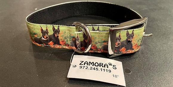 """34  Zamara's 2"""" x 18"""" 2 Dobe collar"""
