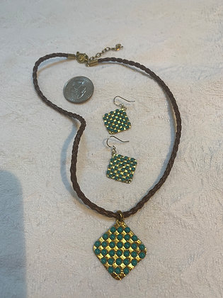 Sara Blaine Agate and Silver jewelry