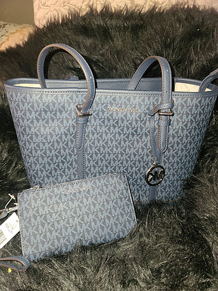 49 Michael Kors purse and wallet