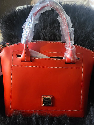 46 Dooney and Bourke Red