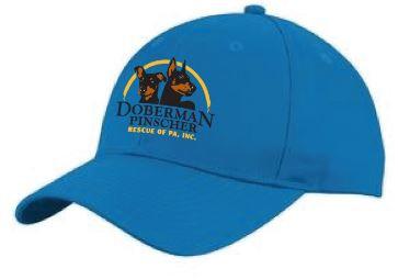 DOBERMAN BASEBALL CAP