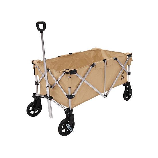 DOD Alloy carry wagon Tan