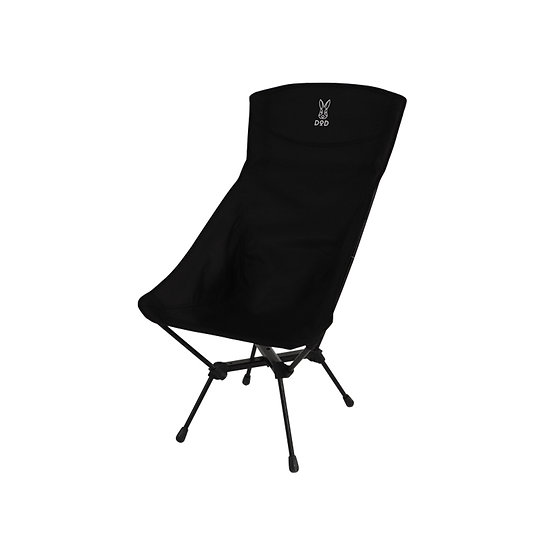 HIGH BACK COMPACT CHAIR BLACK