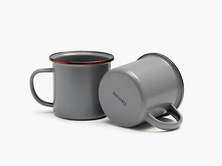 Barebones Enamel Cup