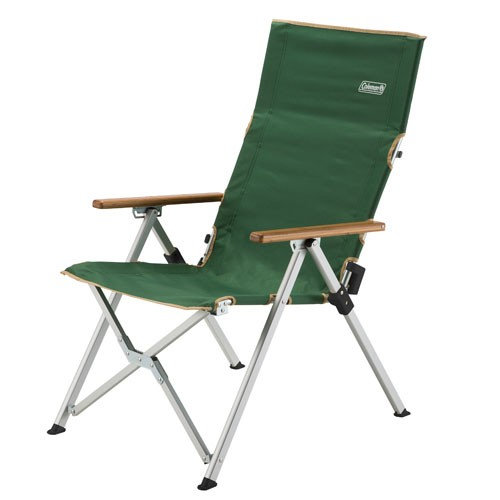 Coleman Lay Chair Green