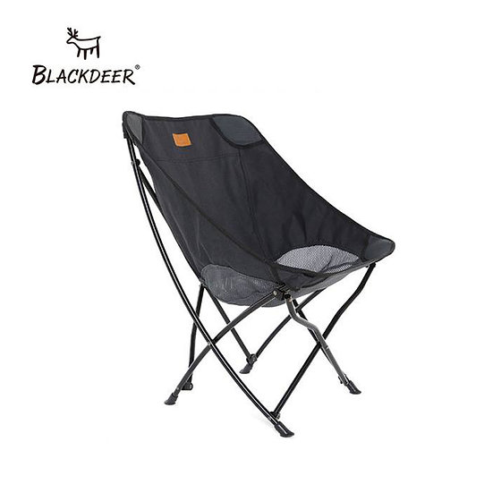 Blackdeer Folding chair Black
