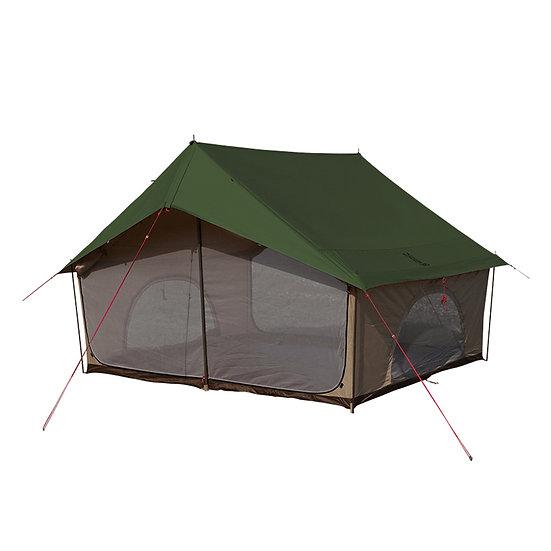 DoD EI Tent ( เออิ เต็นท์ )สีเขียว
