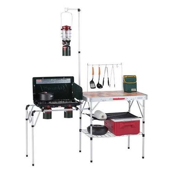 Coleman All In 1 Kitchen Table