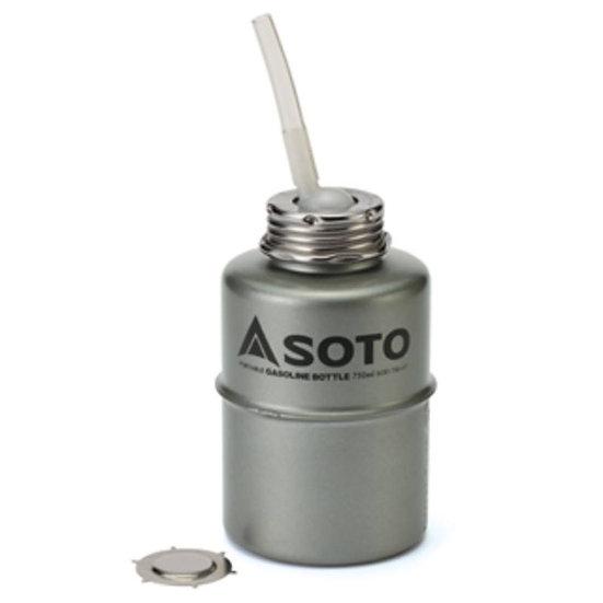 Soto portable Fuel Bottle 750 ml