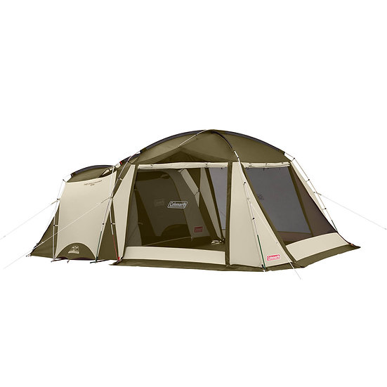Coleman Tough screen 2 room house (Olive/Sand)