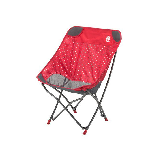 Coleman HEALING CHAIR RED