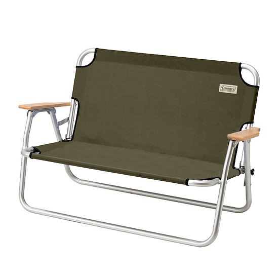 COLEMAN RELAX FOLDING BENCH OLIVE 2000033807