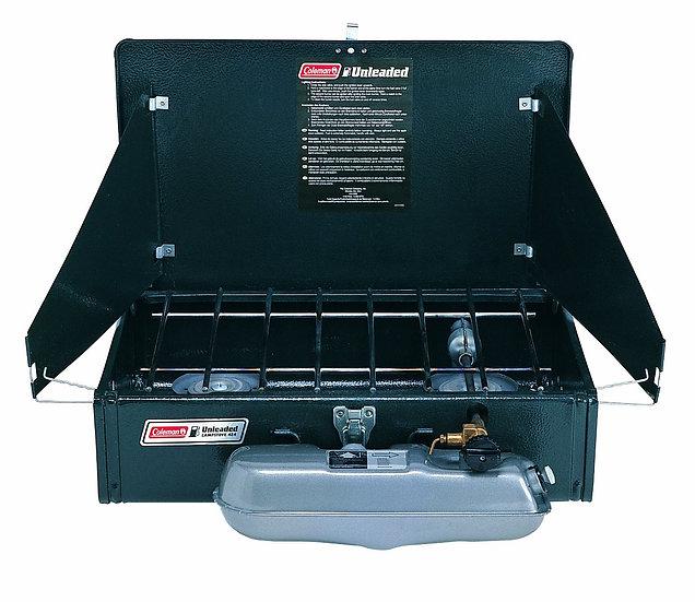 Coleman  2 Burner 424 Dual Fuel Compact Stove