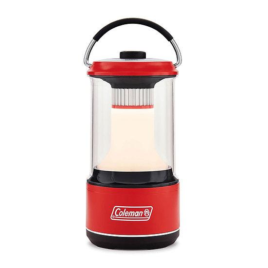 COLEMAN BATTERYGUARD LED LANTERN 600 RED 2000034239