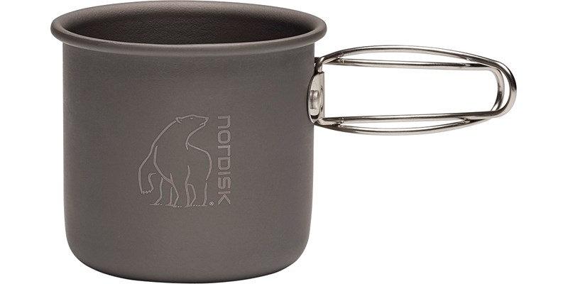 Nordisk Aluminium Mug, 400 ml