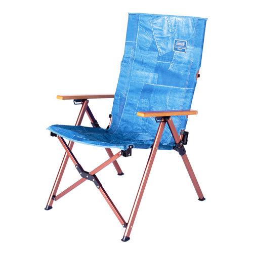 Coleman Lay Chair Denim 2000030435