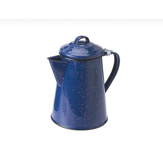 GSI COFFEE POT- BLUE