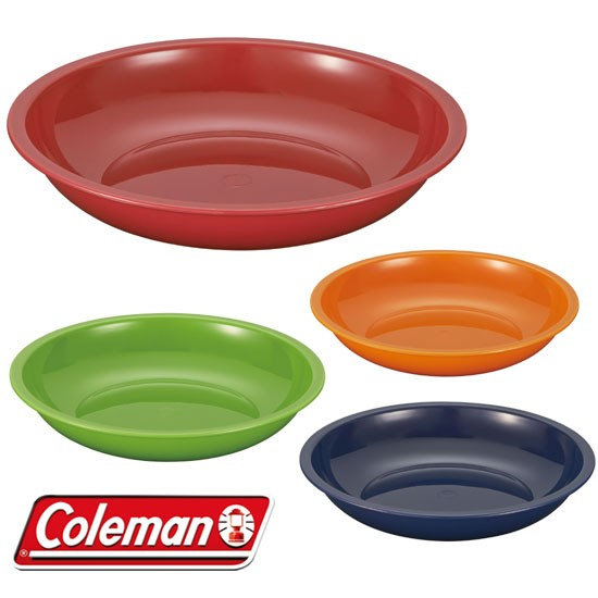 COLEMAN JAPAN Nordic Color Bowl 4pc 2000021907