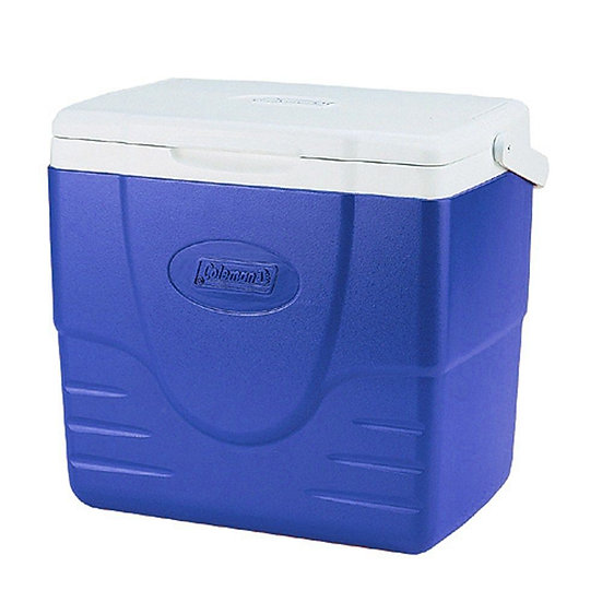 COLEMAN USA 16 Qt/ 15 L Excursion Cooler (Blue)