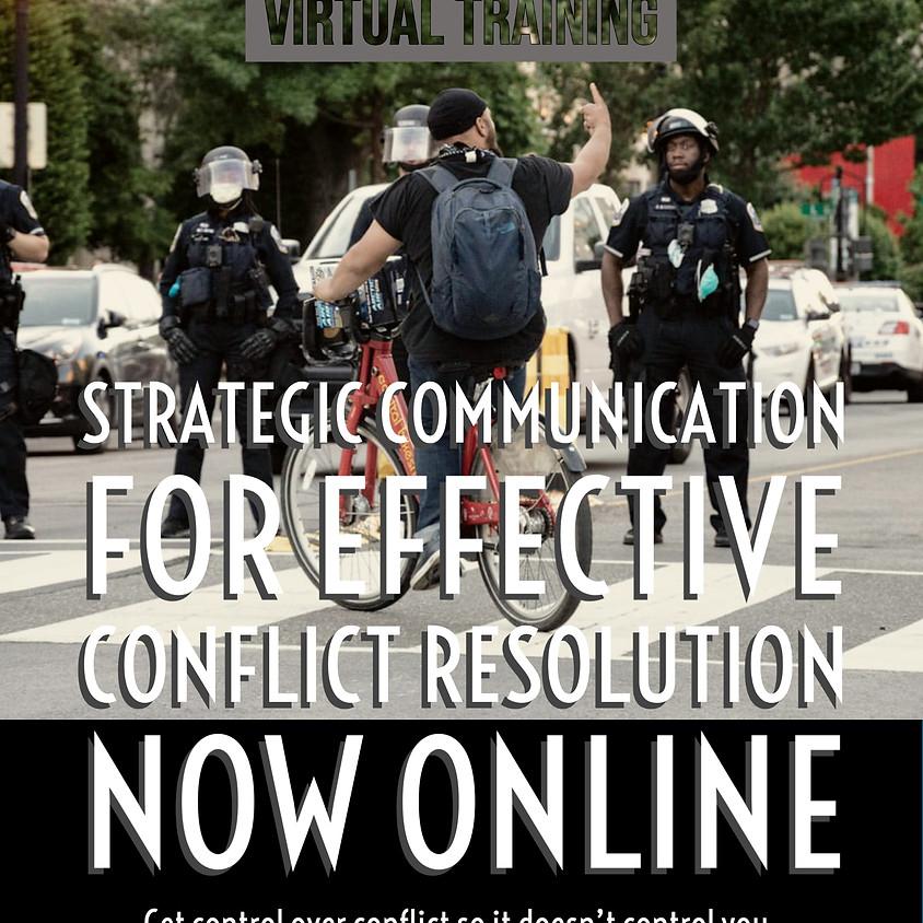 Insight Policing Virtual Training - May Session I
