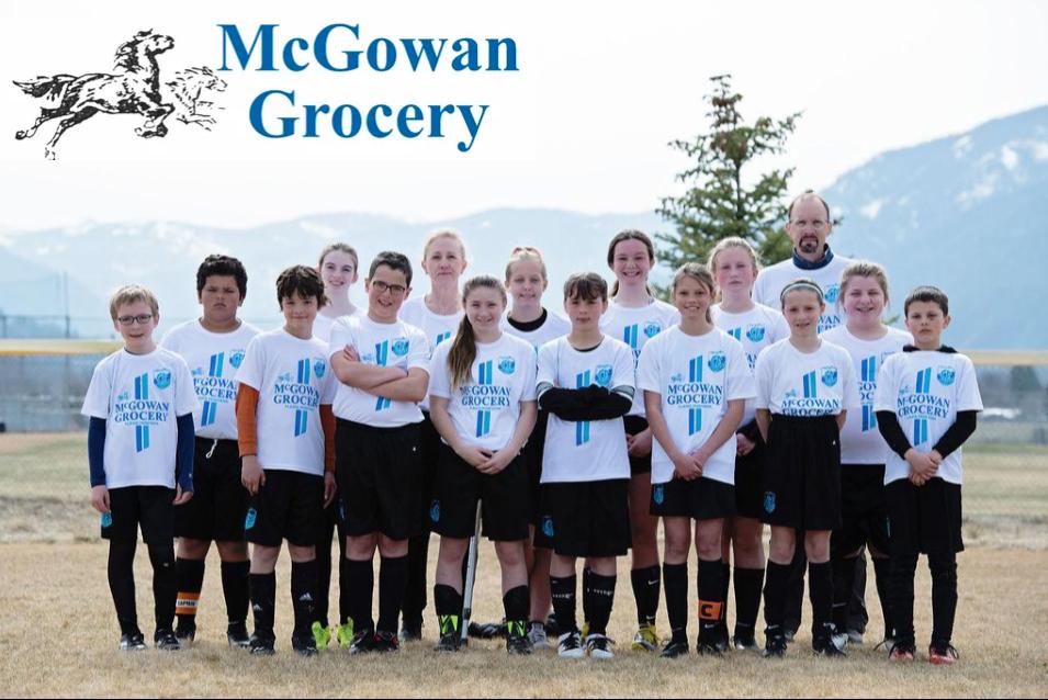 U12PL McGowan Grocery