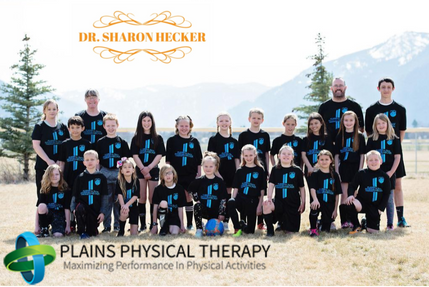 U10 Plains Physical Therapy and Dr. Sharon Becker