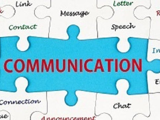 Communication is Key...Literally!