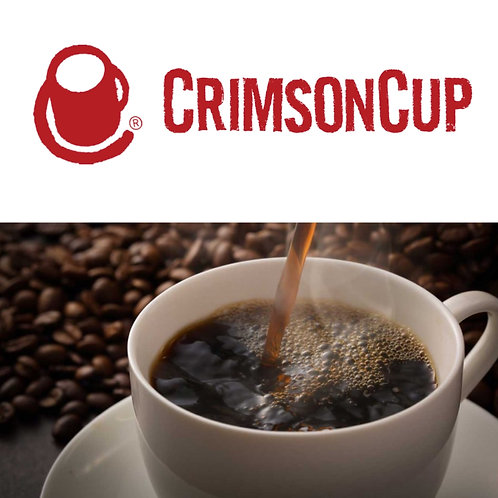 Crimson Cup Coffee Medium Roast Armondo's Blend *GROUND*