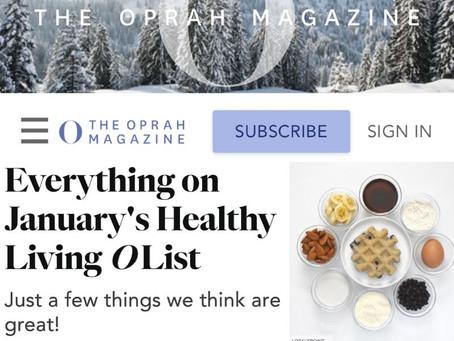 O-mazing News! 1/31/21