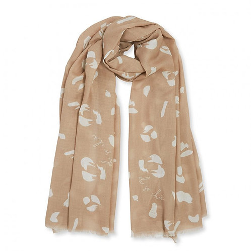 SENTIMENT SCARF - OH SO CHIC