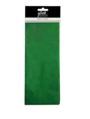 BOTTLE GREEN TISSUE PAPER