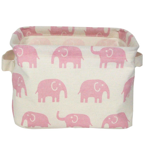 PINK ELEPHANT - FABRIC STORAGE