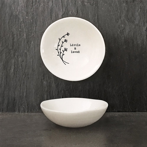 HEDGEROW BOWL SML - LITTLE & LOVED