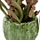 Thumbnail: PROVENCAL PLANTER FOREST GREEN SMALL