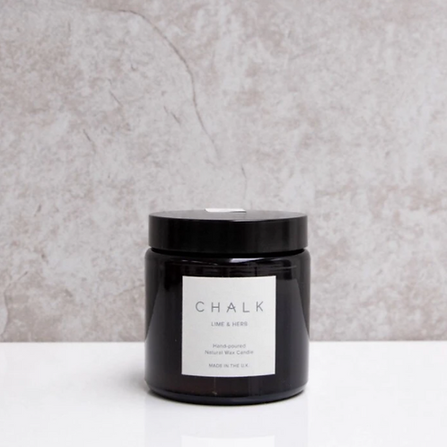 CANDLE | LIME & HERB
