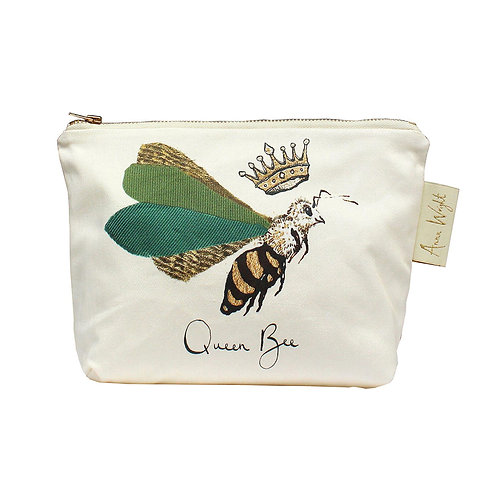 QUEEN BEE MAKE - UP BAG