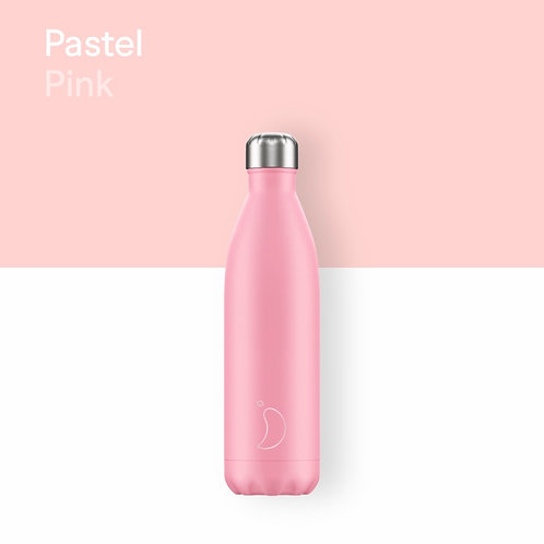CHILLY'S BOTTLE - PASTEL PINK